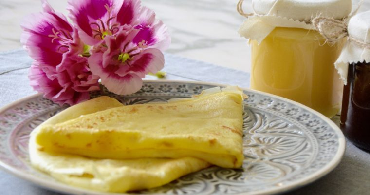 French Crêpes Recipe