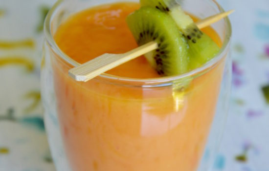 Energizing fruit cocktail