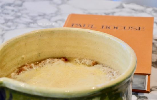 French Onion Soup by Paul Bocuse My Style