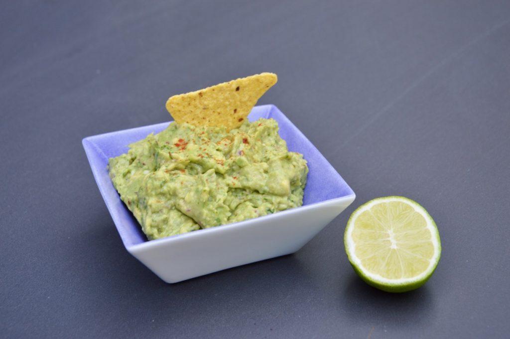 la recette du guacamole maison