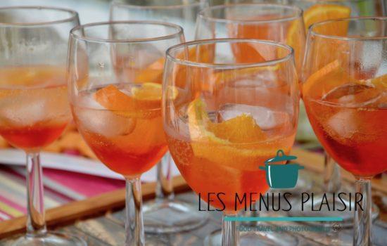 Alex's Sprizt Cocktail