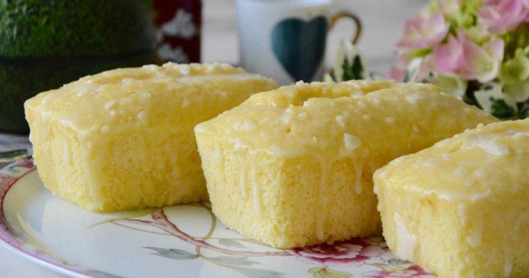 Le cake au citron