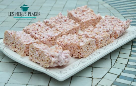 Les rice krispies treats