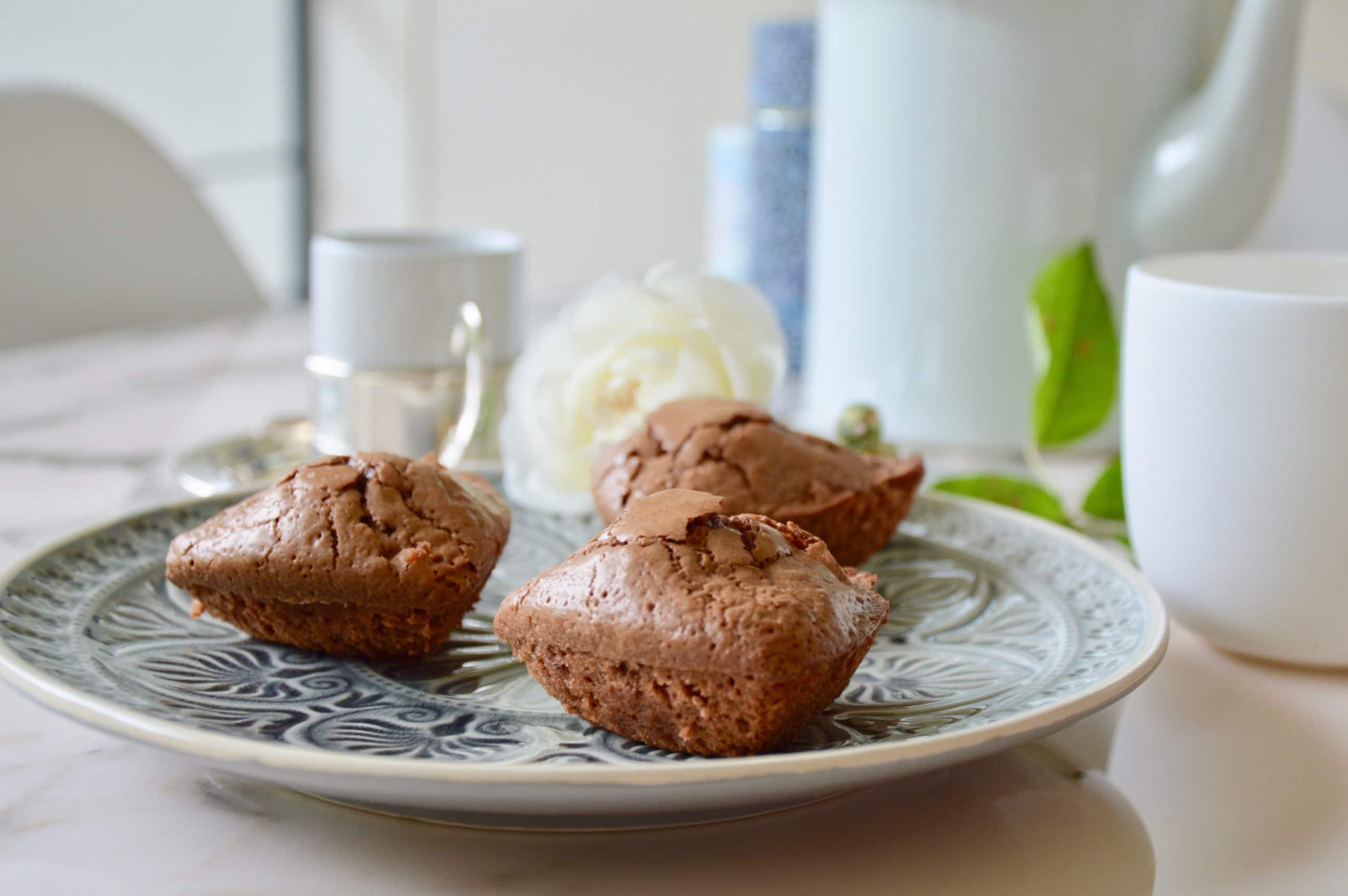 Le gâteau au chocolat d'Elisabeth