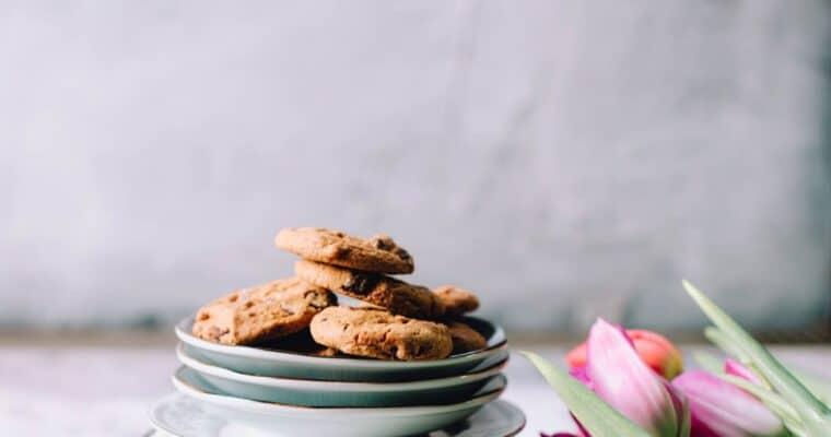 Les cookies d'Audrey ou de Clémence