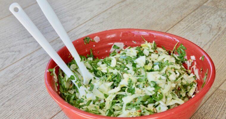 Rosetta's Fennel Ruccola & Parmesan Salad