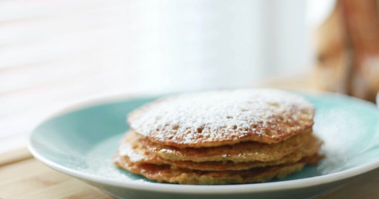 Saïda's pancakes