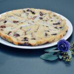 la tarte amandine poire-chocolat de Bertille