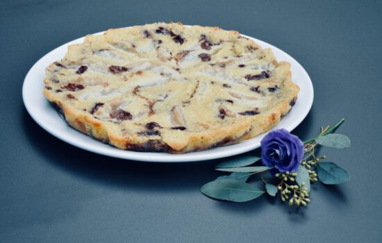 Bertille's Pear Chocolate and Almond Tart