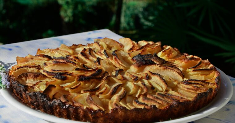 My apple tart