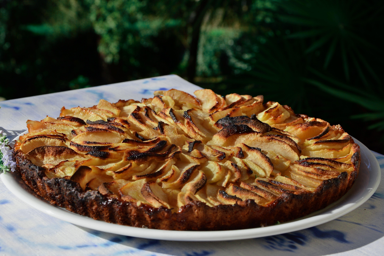 My apple tart
