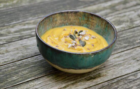 Ma soupe thaï à la courge