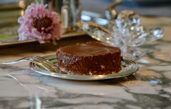 le progrès au chocolat d'Anne-Sophie
