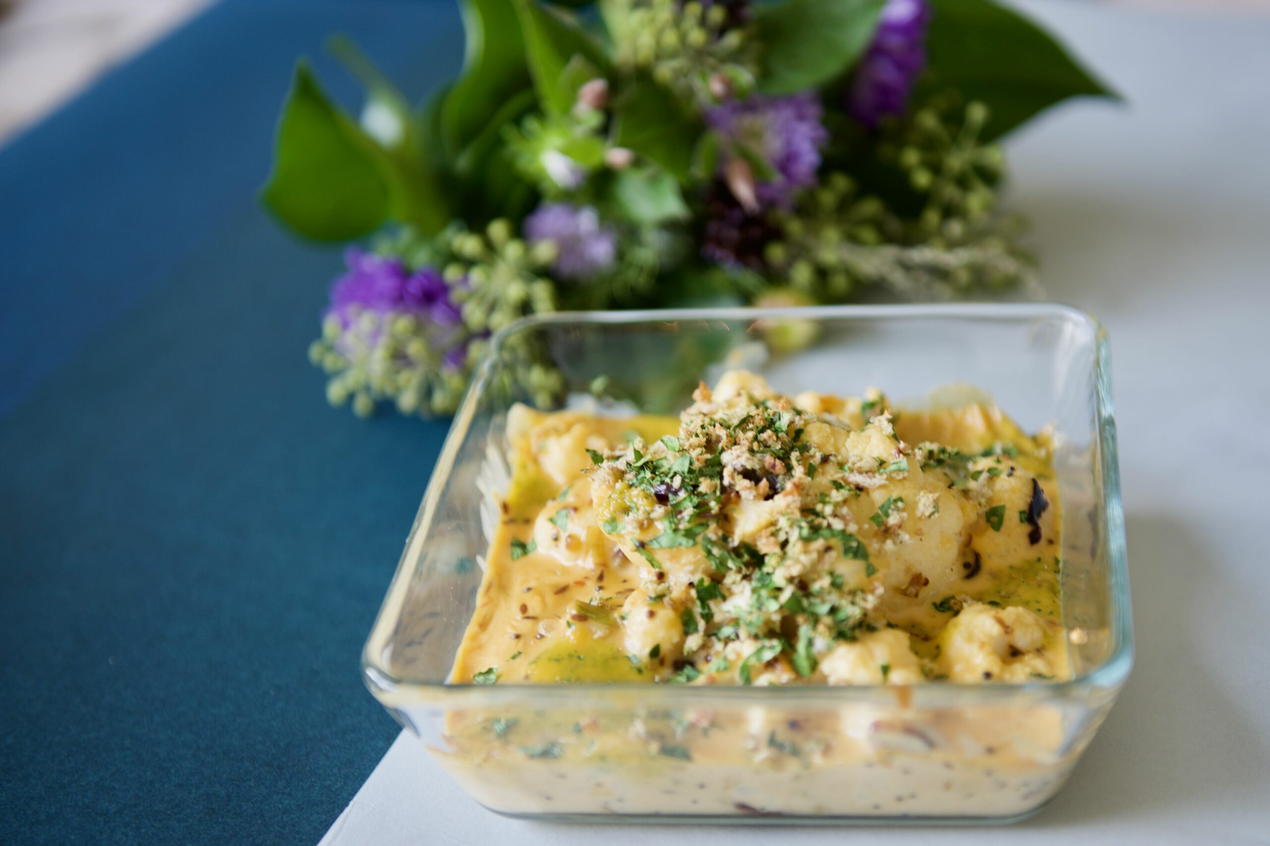 Cauliflower O'gratin