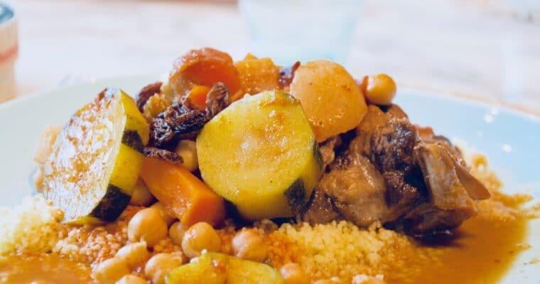 Le couscous algérien d'Aurélie