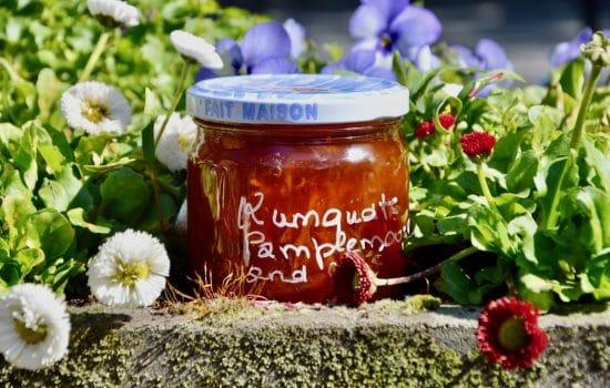 La confiture de kumquats et autres agrumes