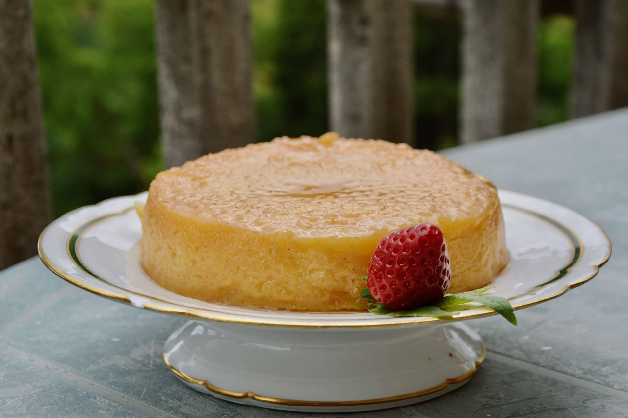 Le gâteau de riz de Laurene