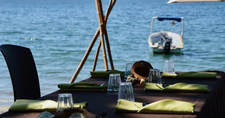 Un menu grandes vacances