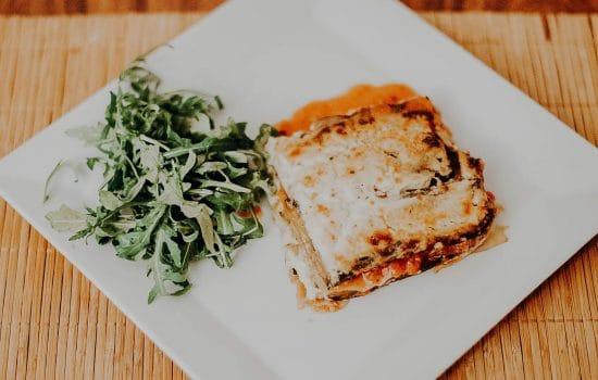 Les lasagnes de Tami