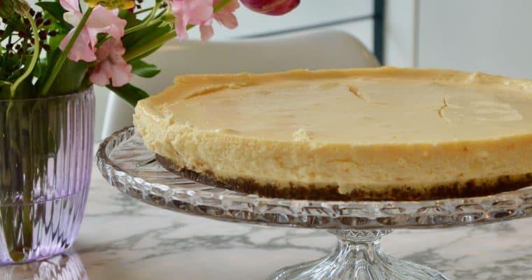 Le cheesecake de New-York
